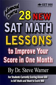 Satprepget800 - SAT Math Sample Questions | SAT Sample Practice ...28 New SAT Math Lessons Advanced