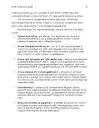new car launch press releaseHonda civic november 12 launch press release
