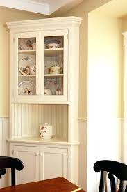 Corner Cabinet Furniture Dining Room Cool Inspiration Design