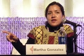 Martha Gonzalez (musician) - Wikipedia