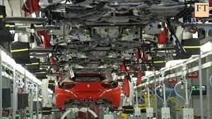 Inside Ferrari S Car Factory Ft Business Youtube