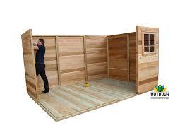 hazel 9x6 cedar shed timber shed