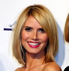 Frisuren Damen Mittellang Glatt Modesonne