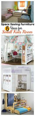 6 Space Saving Furniture Ideas for Small Kids Room | Furniture ...