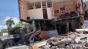 Haiti struck by deadly 7.2-magnitude ...