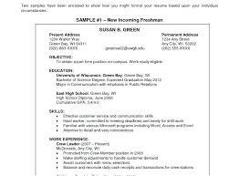 Objective Part Of Resume Examples Objectives Resumes Lovely Great