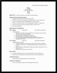 Resume Customer Service Skills Examples Magnificent Wording For Resume For Customer Service Pictures 13