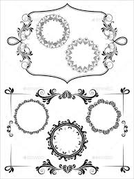 Frames and Borders Template Vector EPS 15 best border templates & psd designs free & premium templates on create my own template in powerpoint