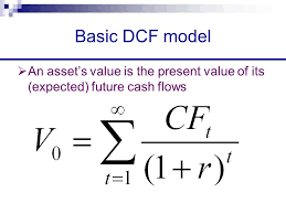 Dicounted Cashflow Discounted Cash Flow Valuation Ppt Download