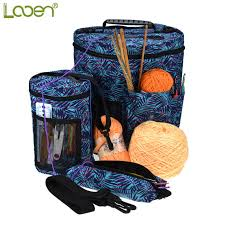 Looen 5 <b>Styles Yarn Storage</b> Bag Cute Animal Empty Crochet Bag ...