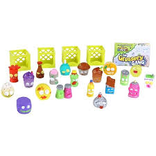 Grossery Gang Vending Machine Best The Grossery Gang Season 48 Vile Vending Machine Package With 48