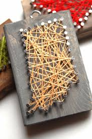 Done is Better than Perfect: Rustic nail and string art state ...