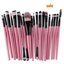 makeup brushes professional soft cosmetics beauty make up brushes set kabuki kit tools maquiagem makeup brushes eyebrow brush makeup cases from bawanbian