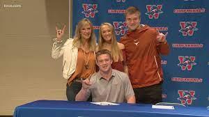 Texas linebacker Jake Ehlinger found ...