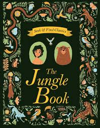 the jungle book 9781499806854 hr