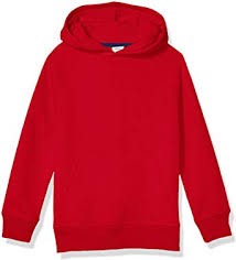 Amazon <b>Essentials</b> Boys' <b>Pullover Hoodie</b> Sweatshirt: Amazon.ca ...