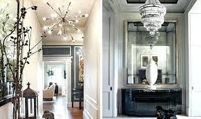 lighting for hallways. Furniture For Hallways Ideas Chic Looking Hallway Thanks To Aged Elegant Lighting