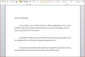 Resignation Letter Samples Download Doc Format Writing Pics Cover ...