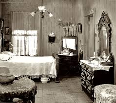 Nice Bedroom, 1920s.