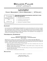 ... Resume Example, Celebrity Personal Assistant Resume Mia C Coleman  Personal Home Assistant Job Description Celebrity ...
