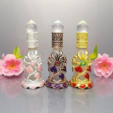 How To Decorate Perfume Bottles 1000pcs 10000ml Metal Decoration arabic perfume bottlesGlass Dropper 10