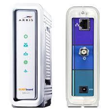 Motorola Sb6141 Lights Arris Surfboard Sb6141 Docsis 3 0 Cable Modem Nwca Inc