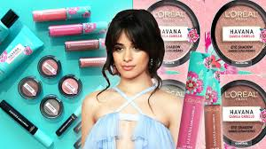 camila cabello s l oréal havana make up collection has got us so excited capital
