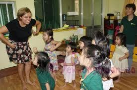 Trẻ mẫu giáo: Lợi ích của việc học tiếng anh sớm