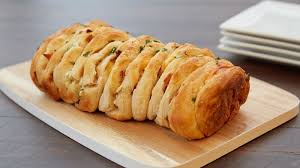 Bacon And Cheese Jalapeño Pull Apart Bread Recipe Tablespooncom