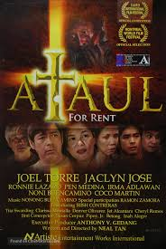 Rent Poster Ataul For Rent Philippine Movie Poster