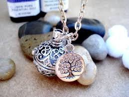aromatherapy diffuser necklace a piece of jewelry that emanates healthy pleasant fragrances