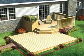 backyard deck design. Creative Of Deck And Patio Ideas 1000 About Small Decks On Pinterest Above Ground Backyard Design