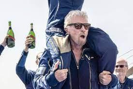 Richard Branson: Große Freude nach erstem Weltraumflug