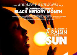 "purple rain foundation presents lorriane hansberry s a raisin in  purple rain foundation presents lorriane hansberry s "" a raisin in the sun"""