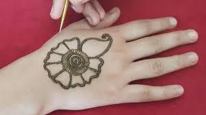 Super Simple Henna Designs
