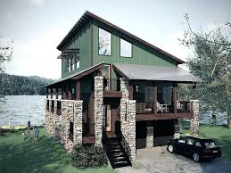 Lakefront Cottage Plans Small ...