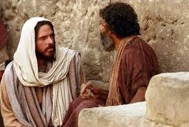 Image result for jesus talking to people