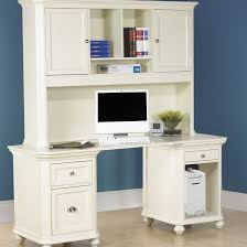 home office computer desk hutch. Bungalow Computer Desk \u0026 Hutch - Brighten Up Your Country Or Cottage Style Home Office With