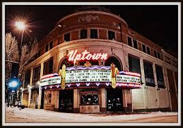 Uptown Theater In Kansas City On Broadway At Valentine