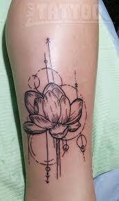 тату цветы студия художественной татуировки Pro Tattoo