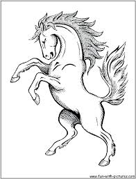 colorings to print. Fine Colorings Horse Colorings Printable Coloring Pages Horses Of  Sheets Page Young Colouring To Print Intended