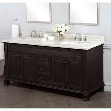 Warm Bathroom Vanity Double Avola 92 Inch Sink Espresso Finish 60 ...
