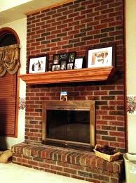 red brick fireplace red brick fireplace designs red brick fireplace mantel ideas
