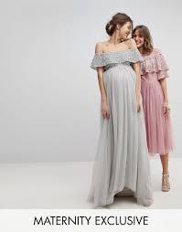 Bridesmaid dresses for pregnant women