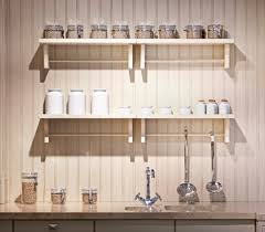 Decorative Kitchen Shelf 30 Ideas Of Open Kitchen Shelves 1727 Baytownkitchen Kitchen