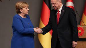 Merkel will mit Erdogan über Flüchtlinge sprechen - ZDFheute