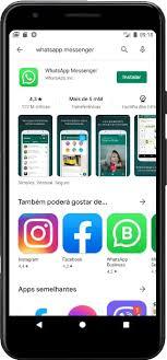 instalar o WhatsApp em um Plum Trigger Z104