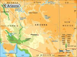 Tucson Elevation Chart Index Of Lynrw95071