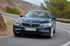 2017 BMW 5 Series - VIN: WBAJA5C31HG897611