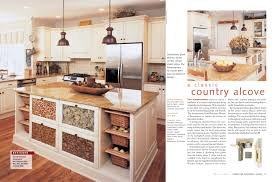 Kitchen Alcove Classic Country Alcove Custom Kitchen Bathroom Remodeling